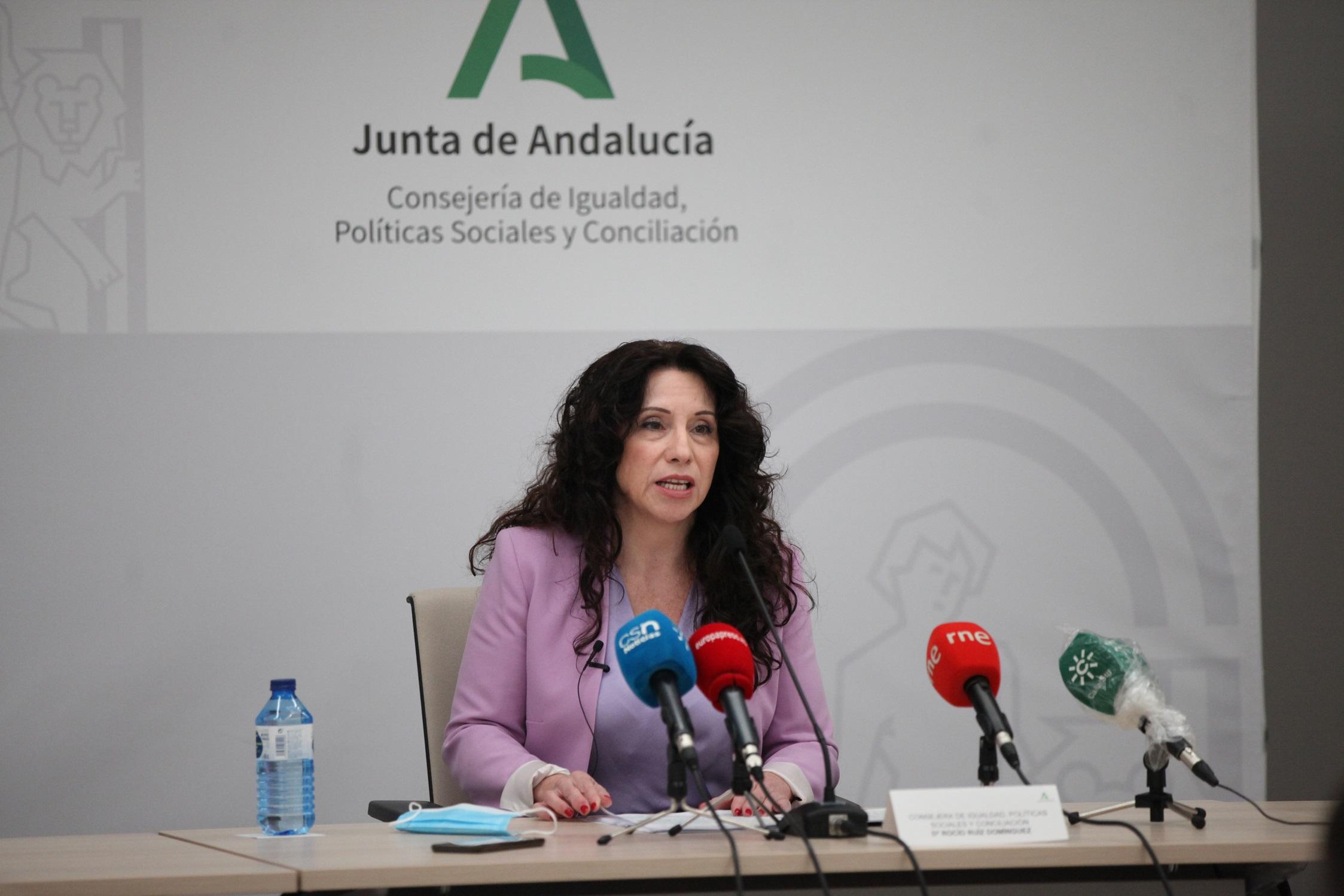 Rocío Ruiz asegura que las «amenazas» de Vox no la «limitan» y defiende acogida de menores «sin lugar a dudas»