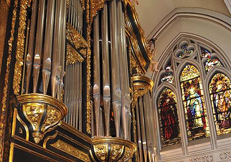 Patrimonio autoriza el traslado y la restauración del órgano del antiguo convento de Los Ángeles a Santa María de la Alhambra