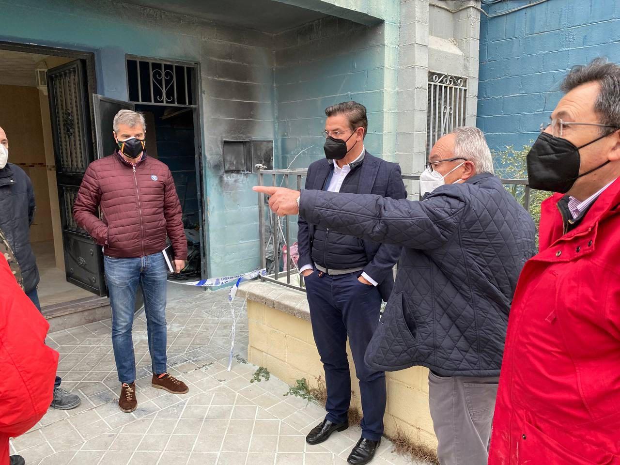 Endesa invertirá 50.000 euros para evitar los cortes de luz en Casería de Montijo