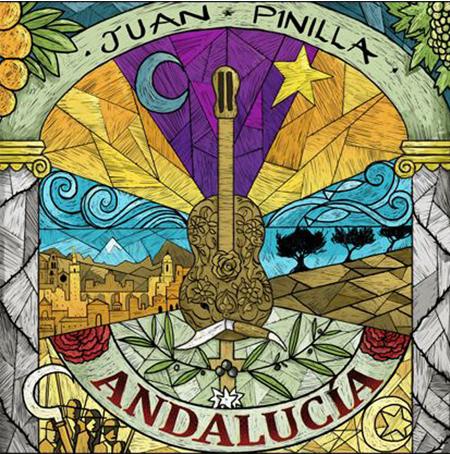 """""""Andalucía"""", primer single adelanto del nuevo álbum de Juan Pinilla"""