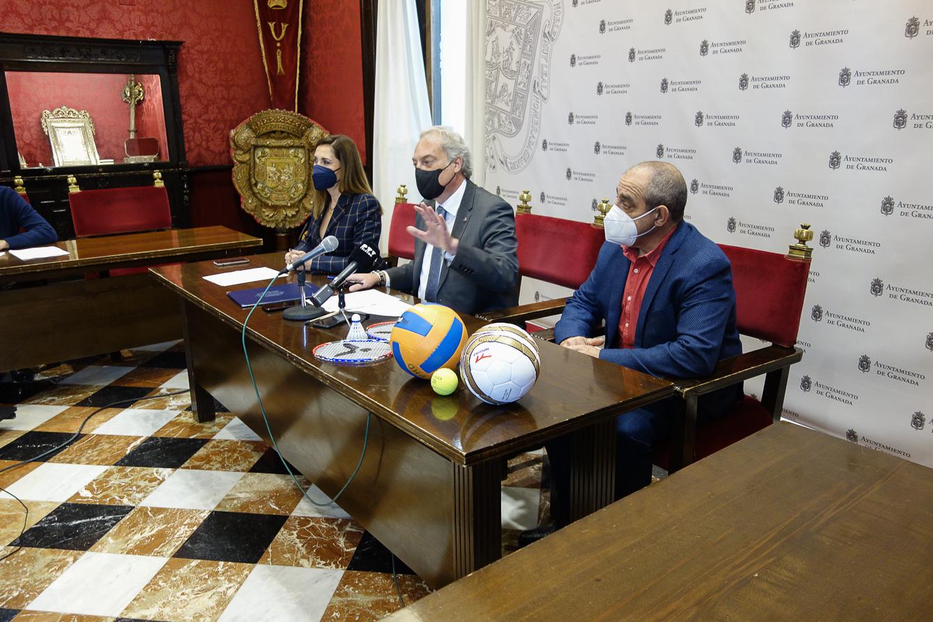 El Ayuntamiento promociona la actividad deportiva entre colectivos en riesgo de exclusión social