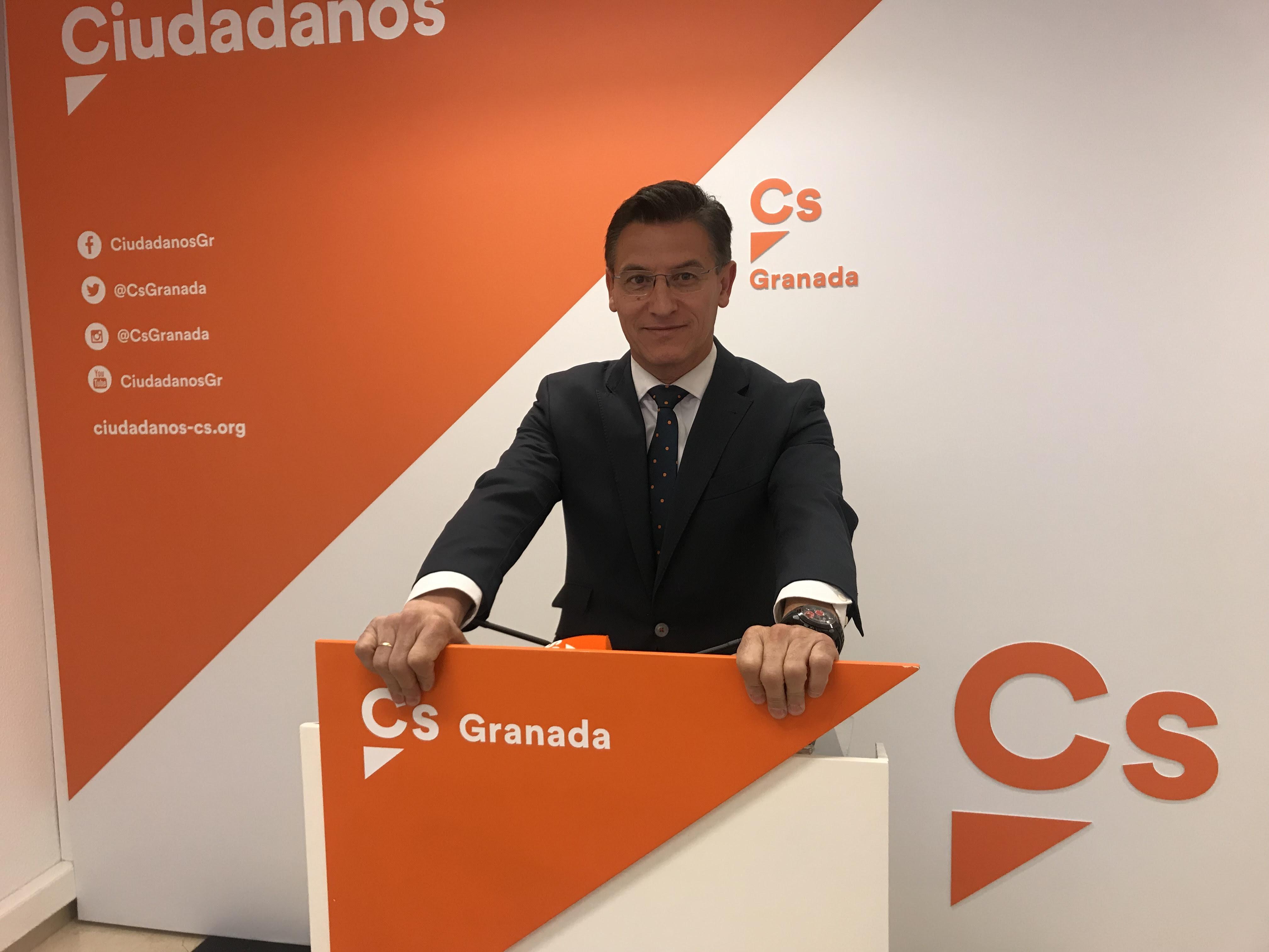 """Luis Salvador resalta """"el amparo que encuentran las pymes donde Ciudadanos gobierna"""""""
