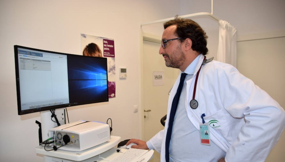 El Hospital de Loja colabora en el desarrollo de una 'App' para mejorar la salud pulmonar