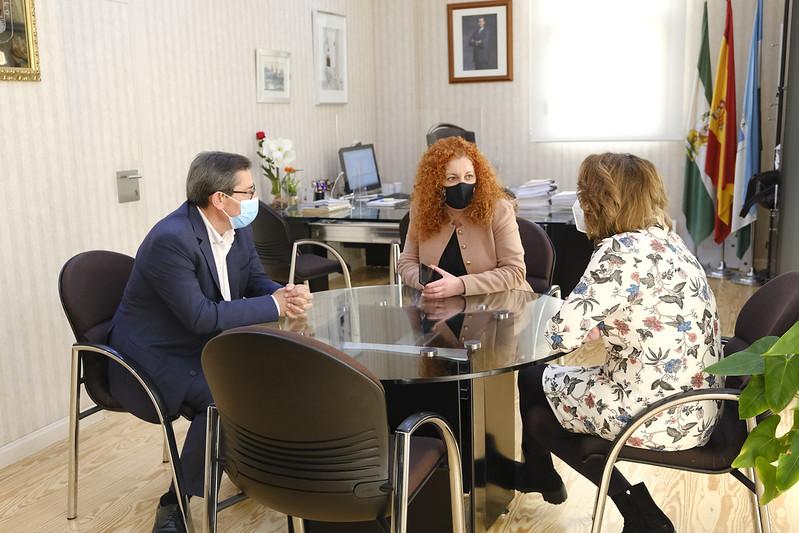 Díaz reclama al Gobierno de la Junta la construcción inmediata del centro de salud de Salobreña