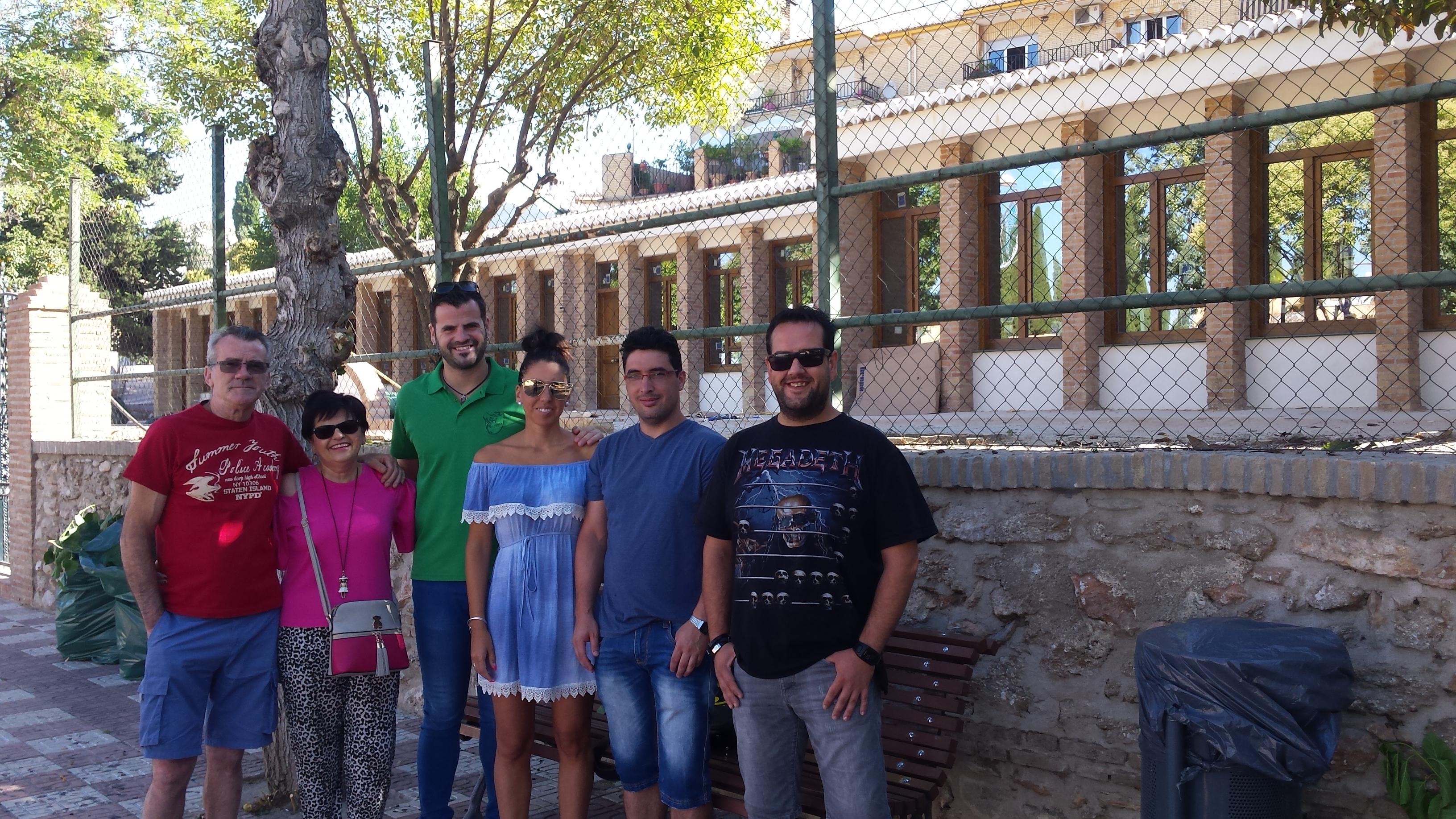 IU plantea la gestión directa de las escuelas deportivas de Huétor Vega