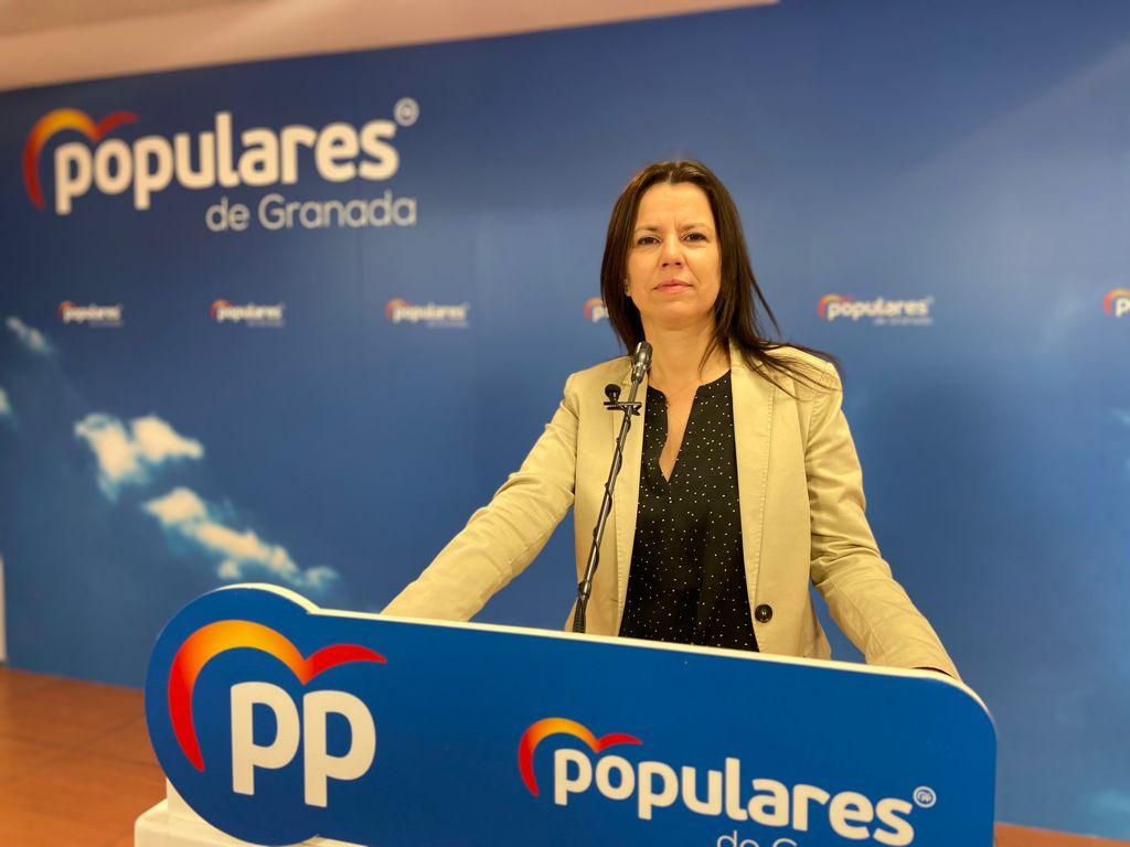"""García (PP) critica el """"cinismo"""" de Susana Díaz tras visitar la Costa Tropical para """"tomar nota"""" de reivindicaciones históricas"""