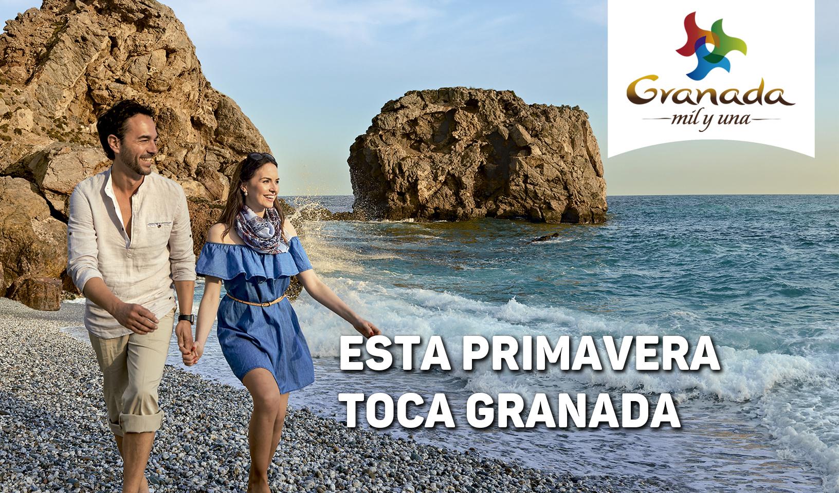 El Patronato de Turismo anima a los granadinos a disfrutar de la provincia en Semana Santa