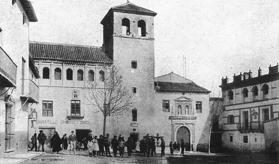 Cultura protege como BIC el convento de Santo Domingo y el palacio de los marqueses de Cadimo, en Baza