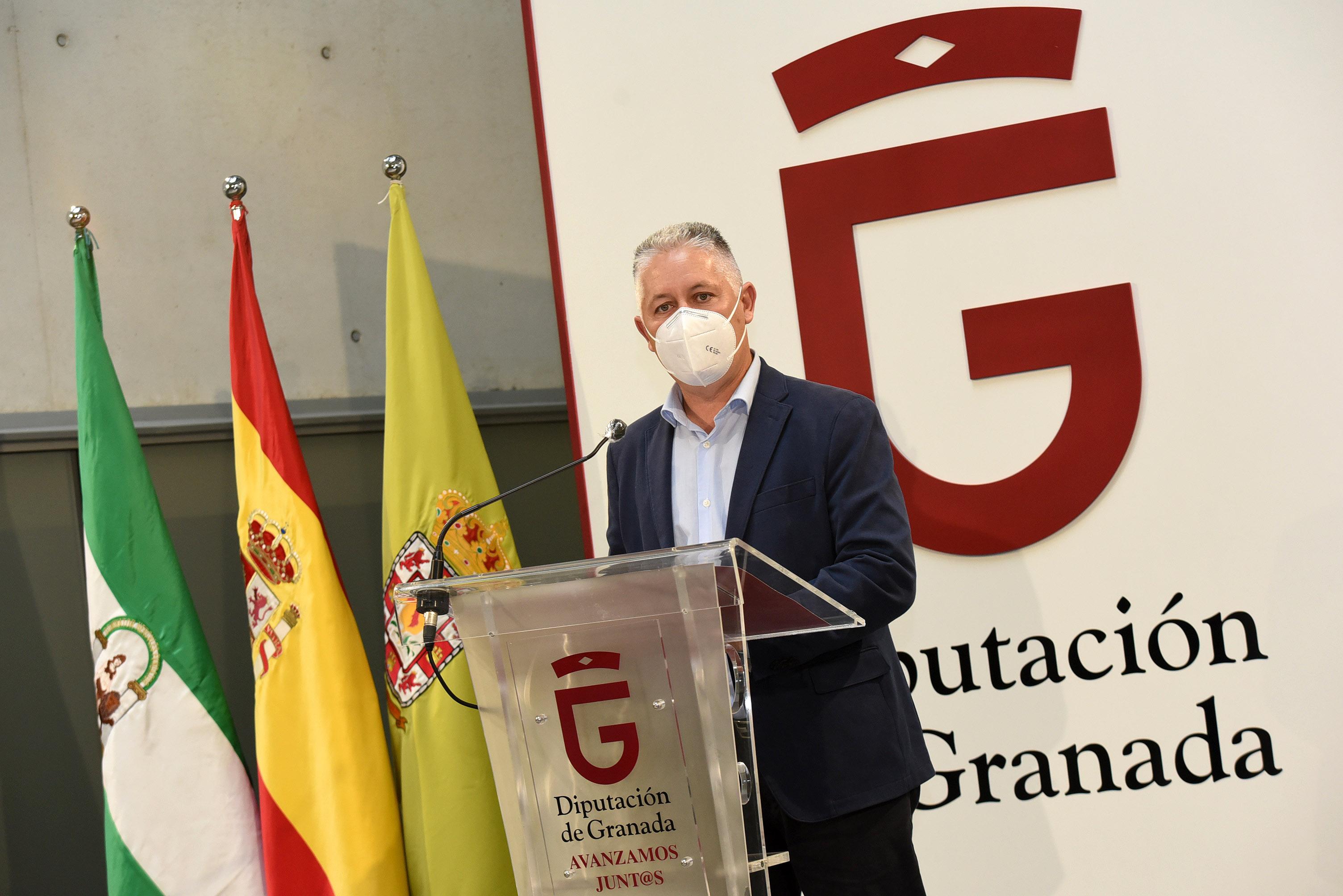 Diputación invertirá 23,7 millones de euros para completar y mejorar la red provincial de carreteras