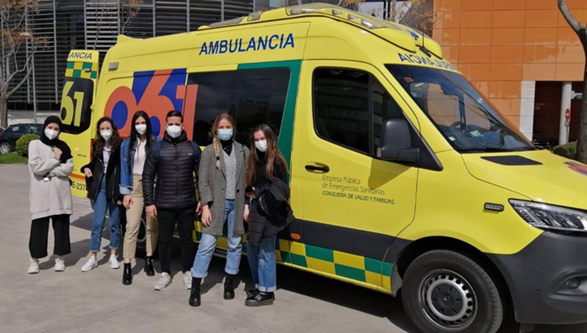 EPES-061 retoma las jornadas de puertas abiertas suspendidas tras la pandemia