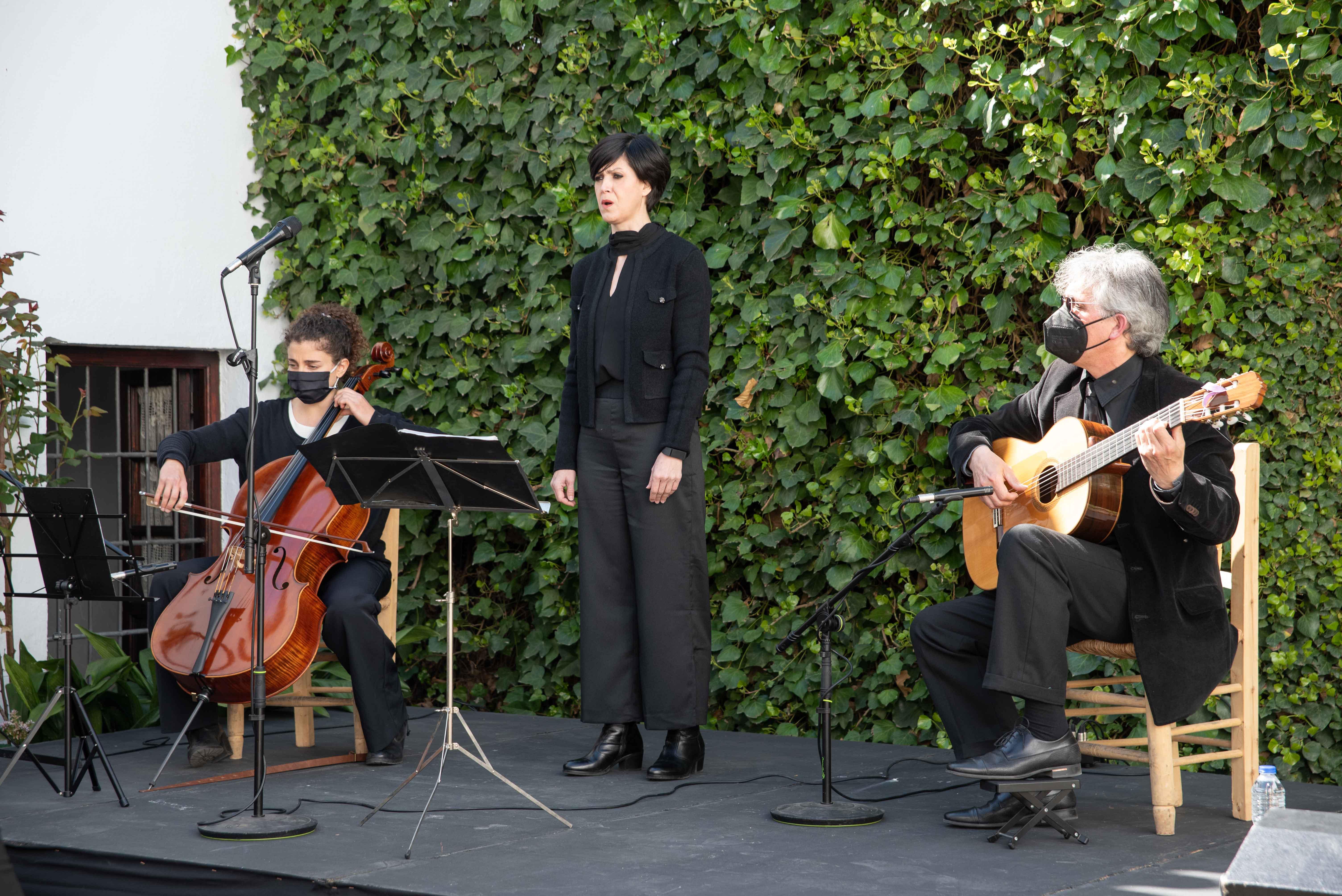 El Museo Casa Natal FGL ofrece el concierto Mujeres de Lorca y dos canciones de amor