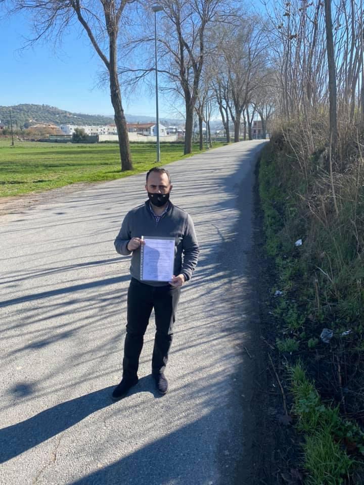 Pulianas invertirá 90.000 euros en la mejora del acceso desde Güevejar
