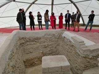 UGT denuncia el cierre del centro Arqueológico de Castellón Alto, en Galera, «por el impago de la Junta»
