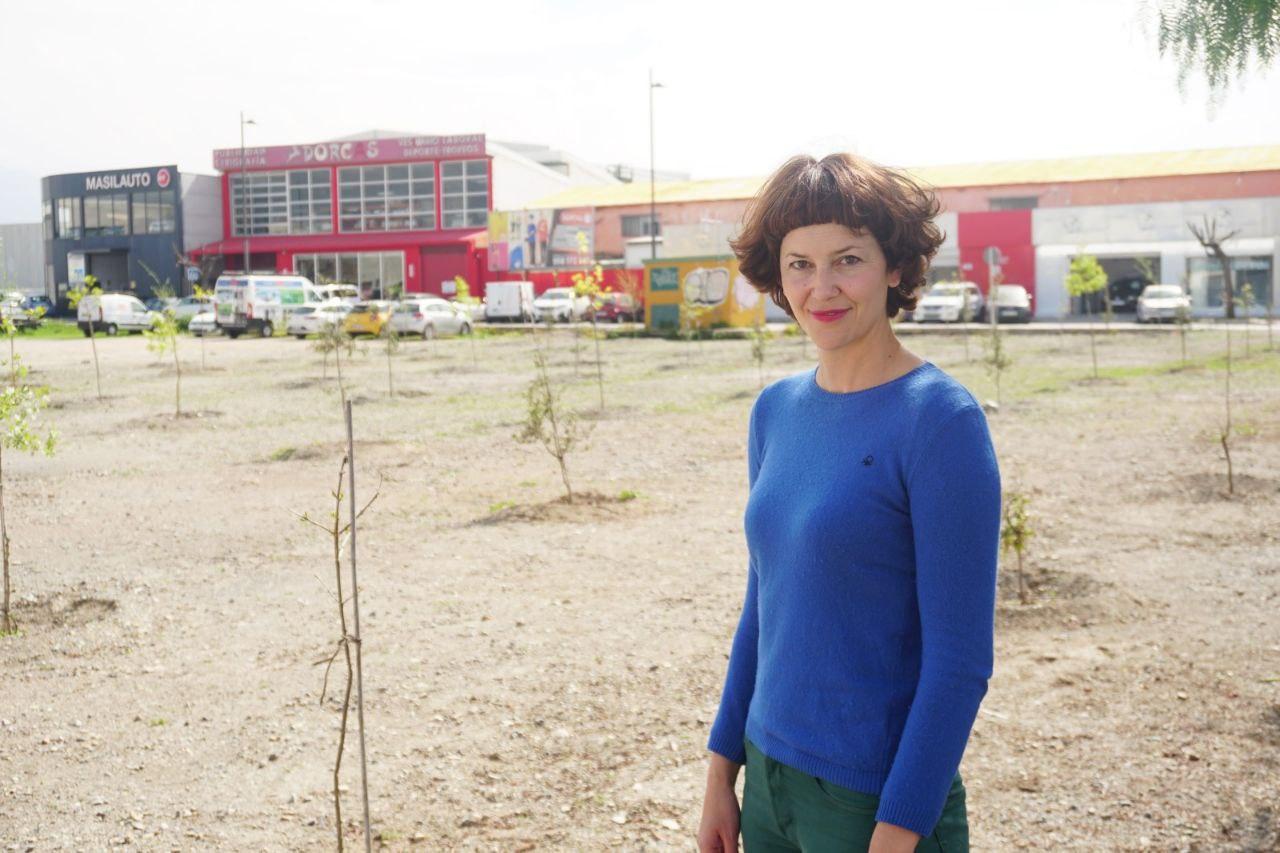 Podemos Armilla pondrá en marcha un programa para aumentar las áreas verdes urbanas