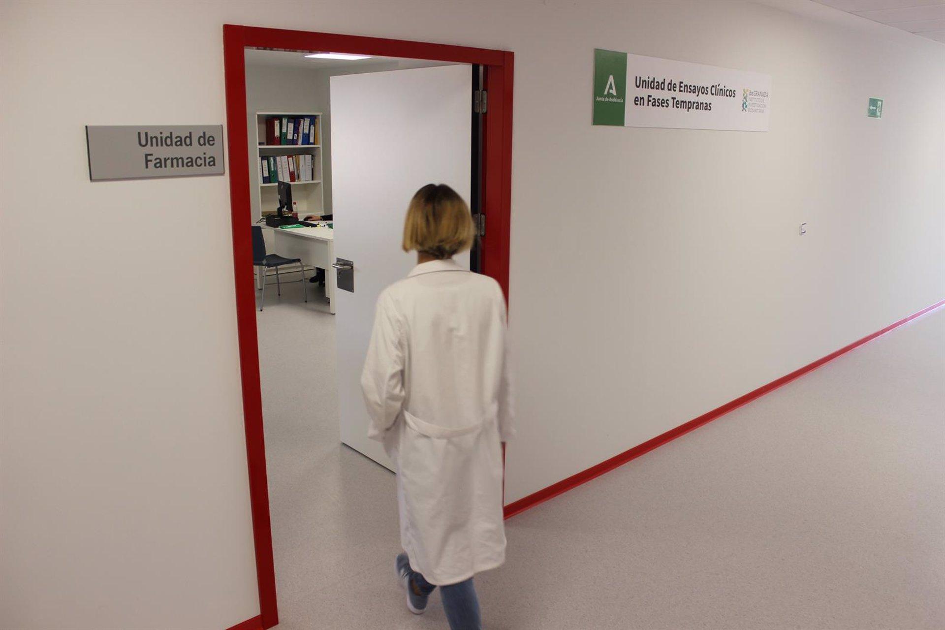 Hospital Virgen de las Nieves estrena una unidad de ensayos clínicos de referencia para Granada, Jaén y Almería