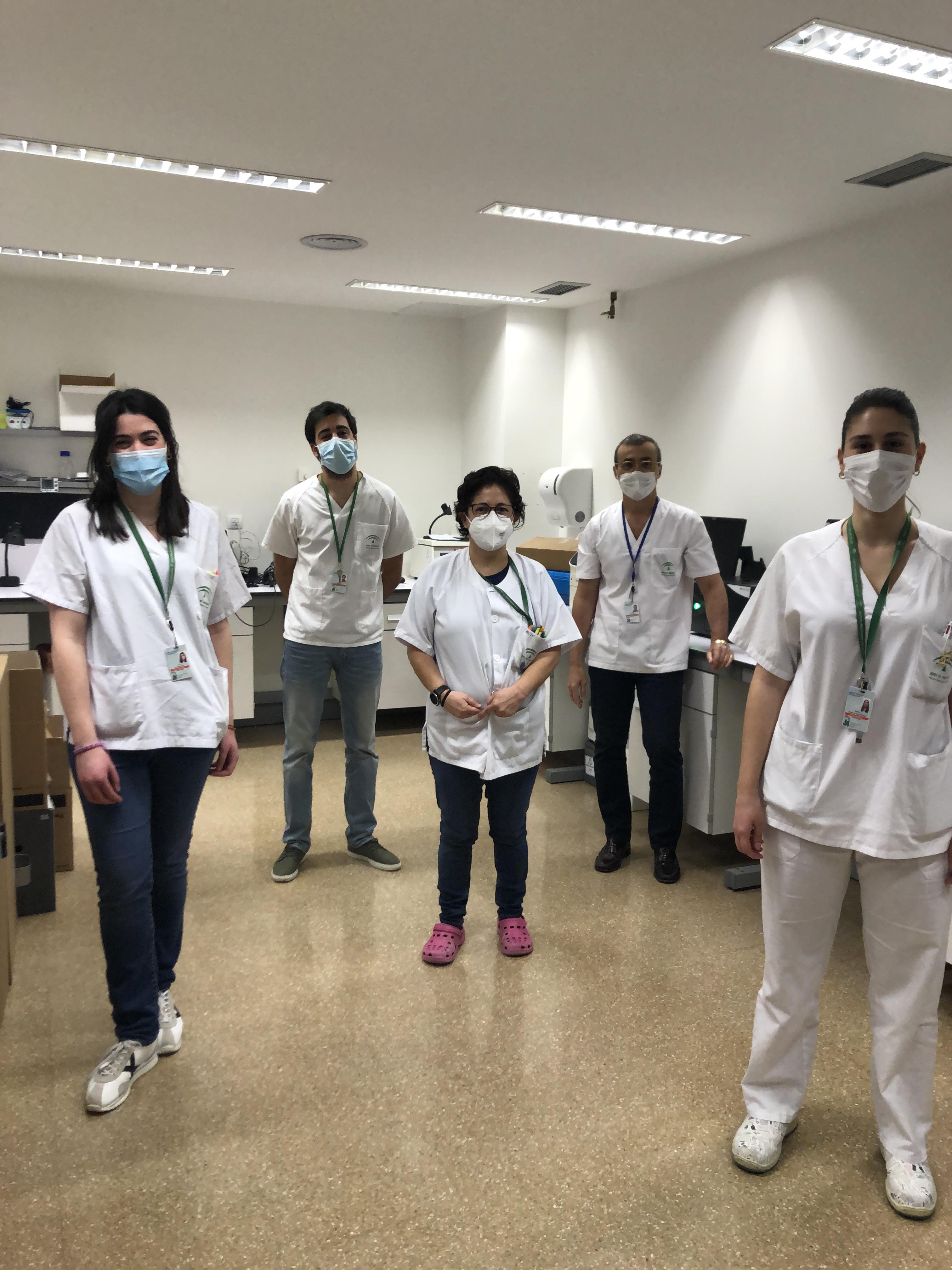 Investigadores del ibs.GRANADA validan una técnica que permite acelerar el diagnóstico de COVID19 por PCR