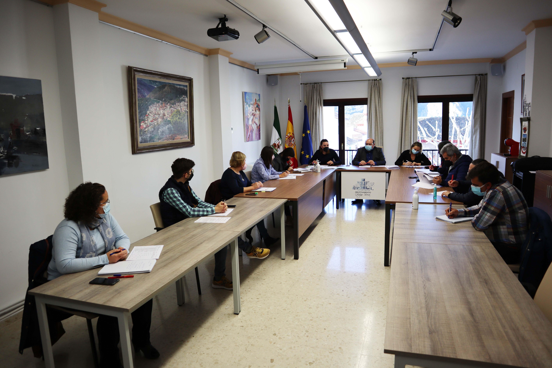 Güéjar Sierra aprueba sus presupuestos que invertirán un millón y medio