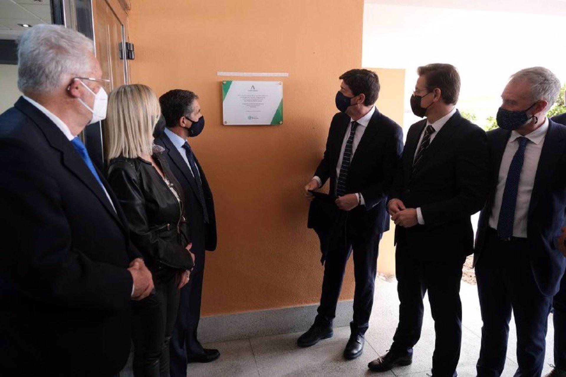 La Junta activa un nuevo centro de menores, «que aspira a ser referente nacional»