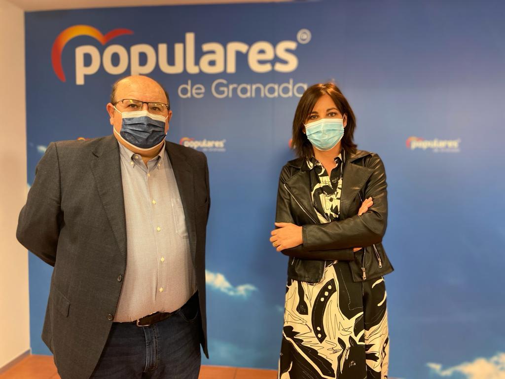 El PP registrará mociones para exigir a Pedro Sánchez mayor participación de las entidades locales en el reparto de los fondos europeos