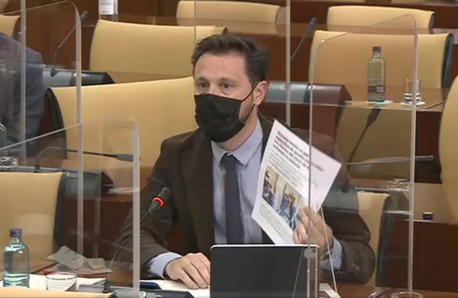 """El PSOE acusa a la Junta de """"engañar"""" a los sectores afectados por las restricciones ante la inexistencia de ayudas"""