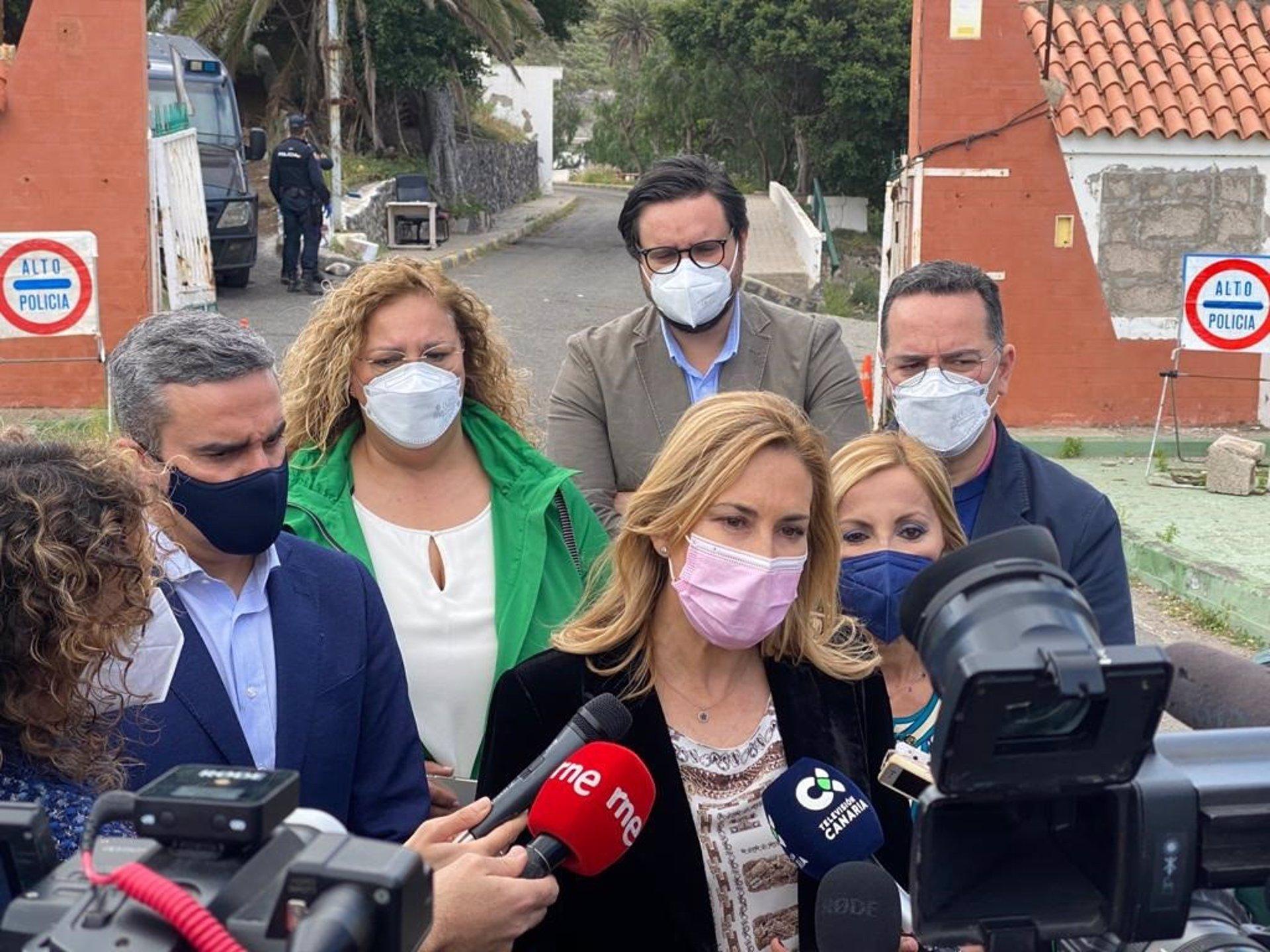 El PP responde a Moreno y dice que no toman decisiones «unilateralmente sin tener en cuenta a quien conoce el terreno»