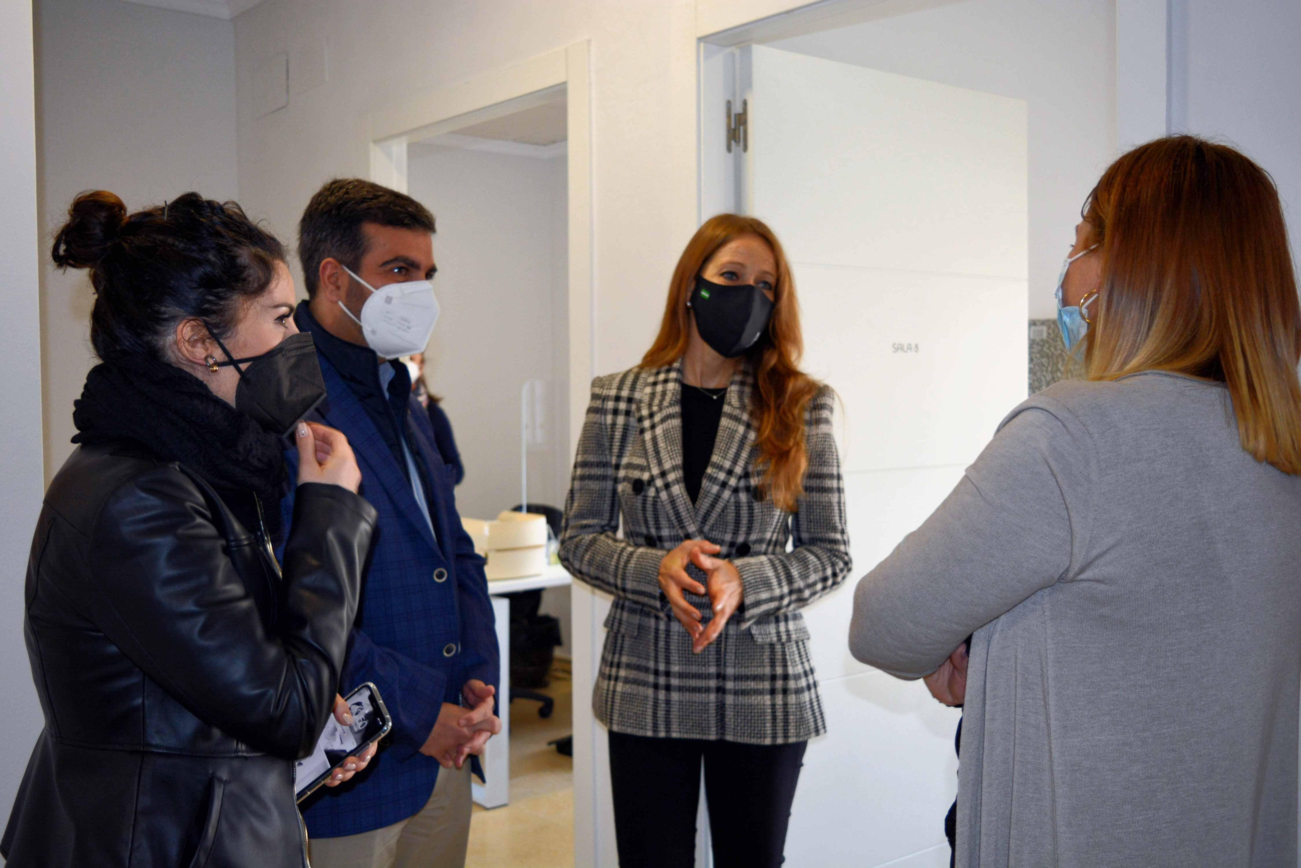 Ya hay 50 unidades de Andalucía Orienta dispuestas para asesorar a los desempleados granadinos