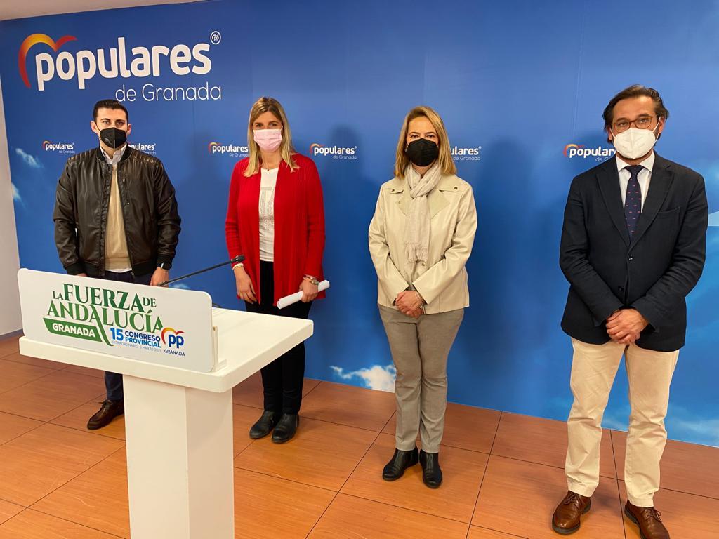 Francisco Rodríguez será el único candidato a la presidencia del PP en Granada