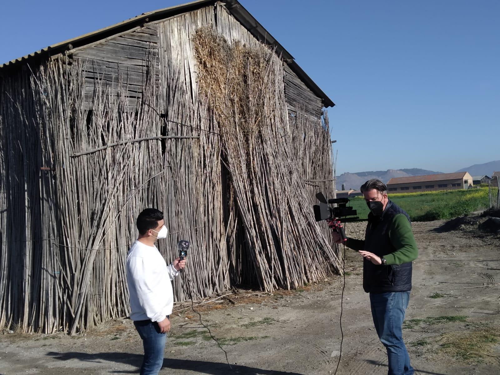 Vecinos de Vegas del Genil recitarán poemas desde los secaderos de tabaco en el Día Mundial de la Poesía