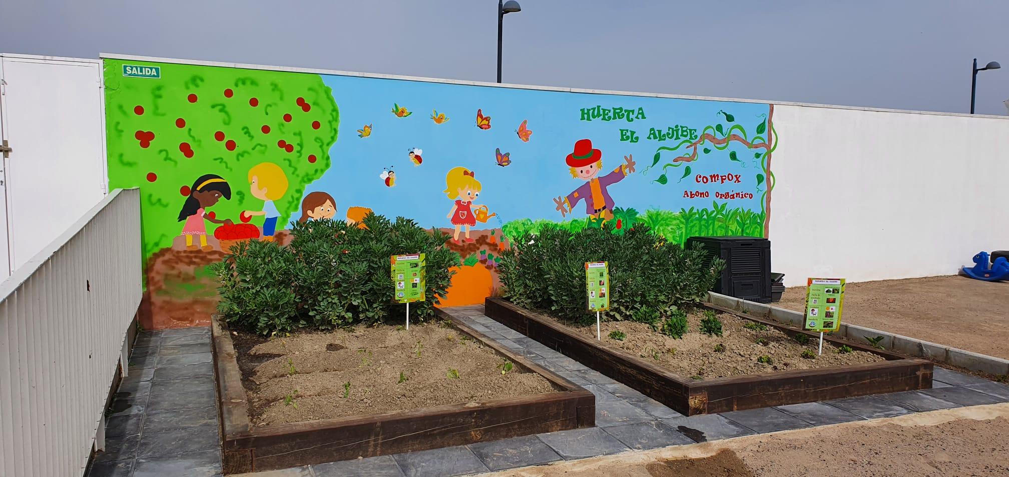 4 colegios de la provincia reciben la Bandera Verde Ecoescuela por su compromiso con la educación ambiental