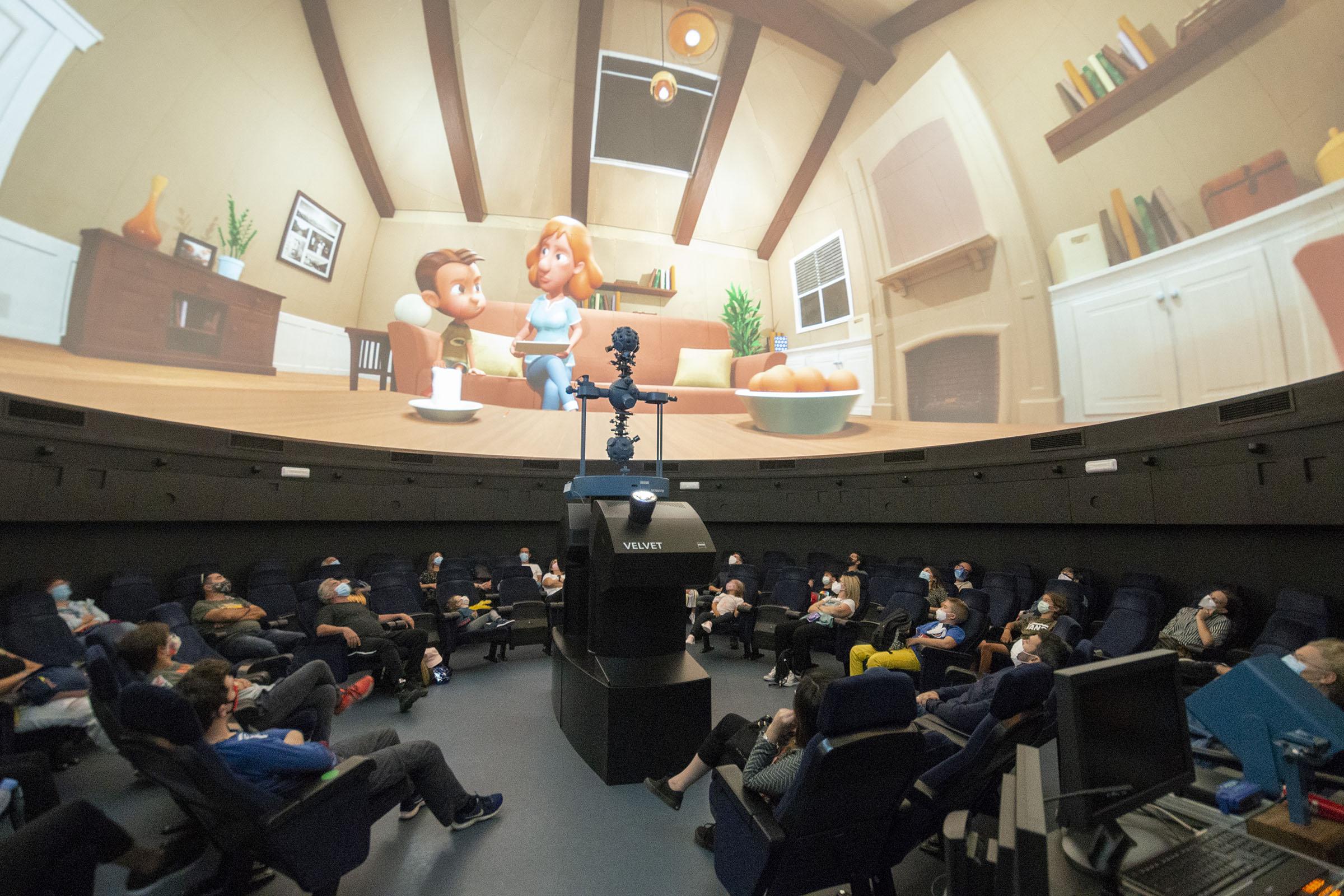 El Parque de las Ciencias propone un programa especial para el público infantil durante Semana Santa