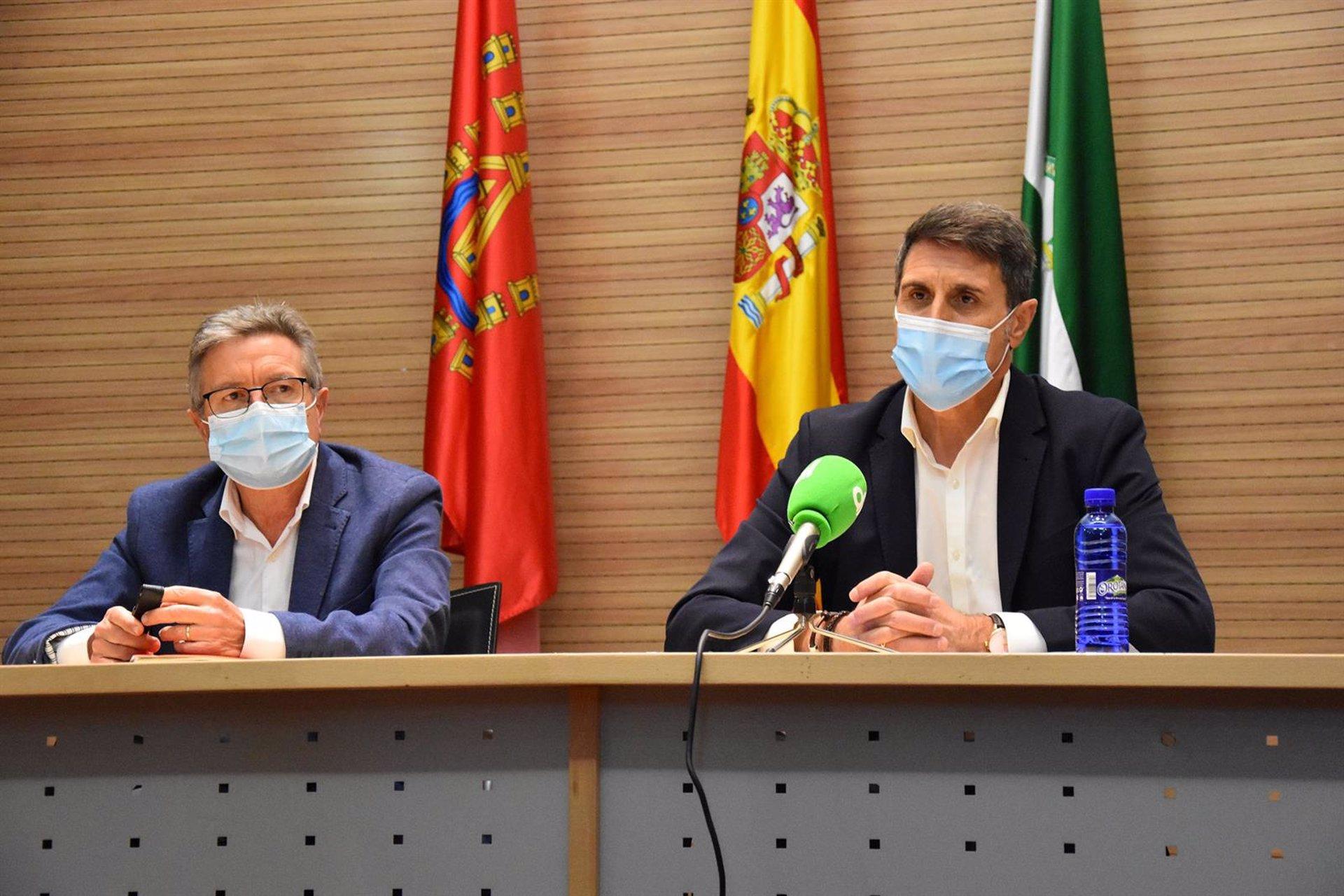 Manuel Gavilán podría ser el nuevo alcalde de Baza tras la renuncia de Pedro Fernández
