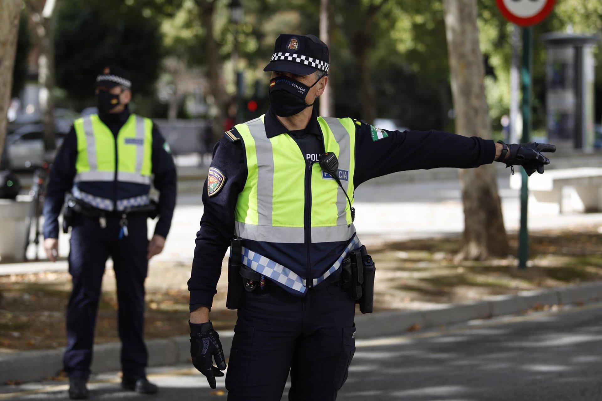 Localizan a un conductor temerario tras identificarlo en un video en redes sociales