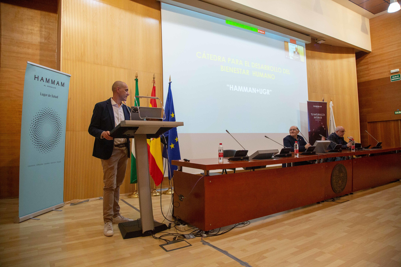 La Cátedra de la UGR 'Hammam Al Ándalus' financiará proyectos de investigación sobre el bienestar humano