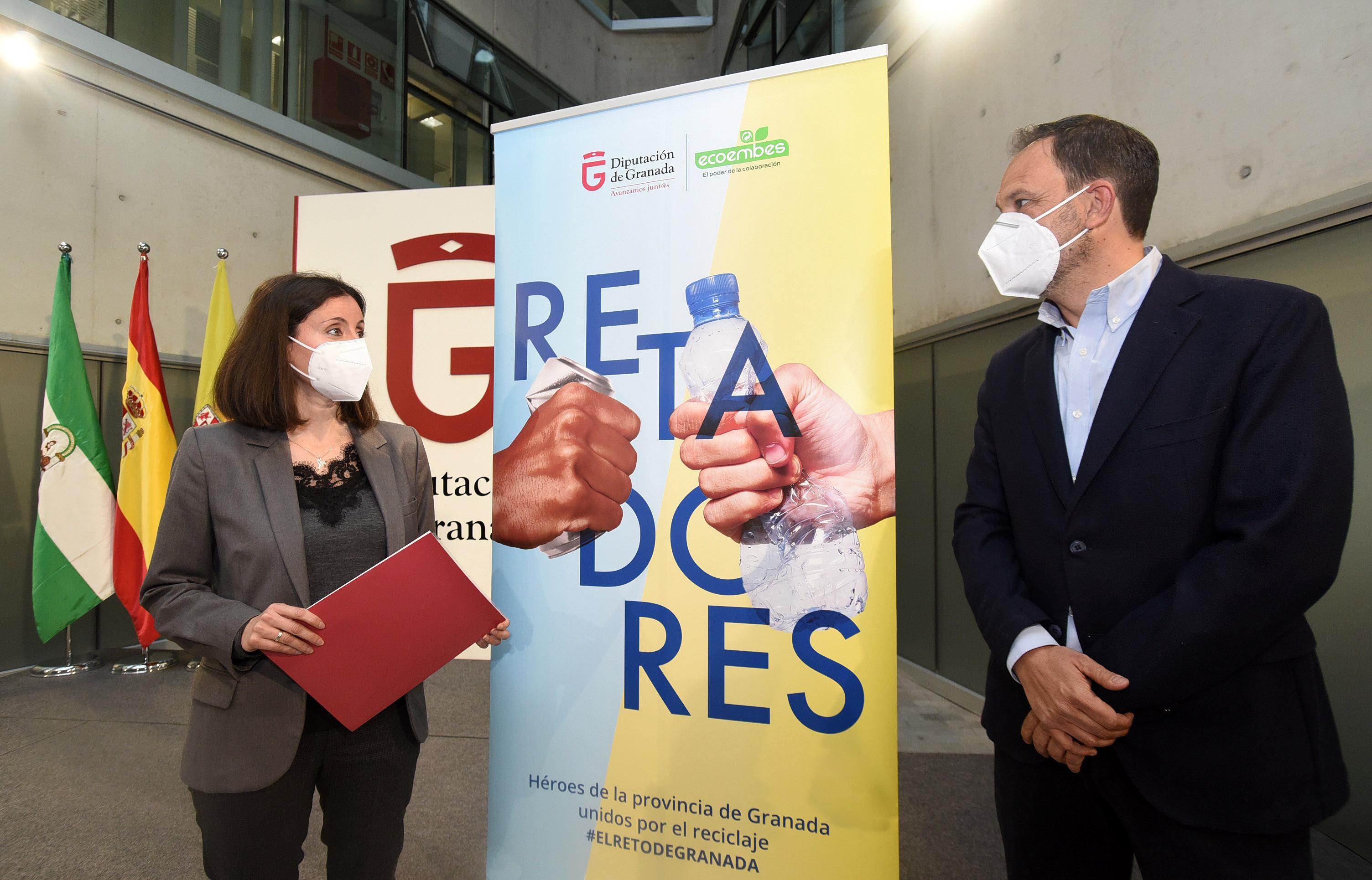Diputación y Ecoembes buscan a los cinco municipios más recicladores de la provincia