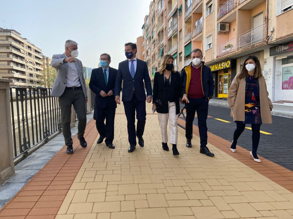 La transformación de la Ribera del Violón apuesta por la conjunción de urbanismo y medio ambiente