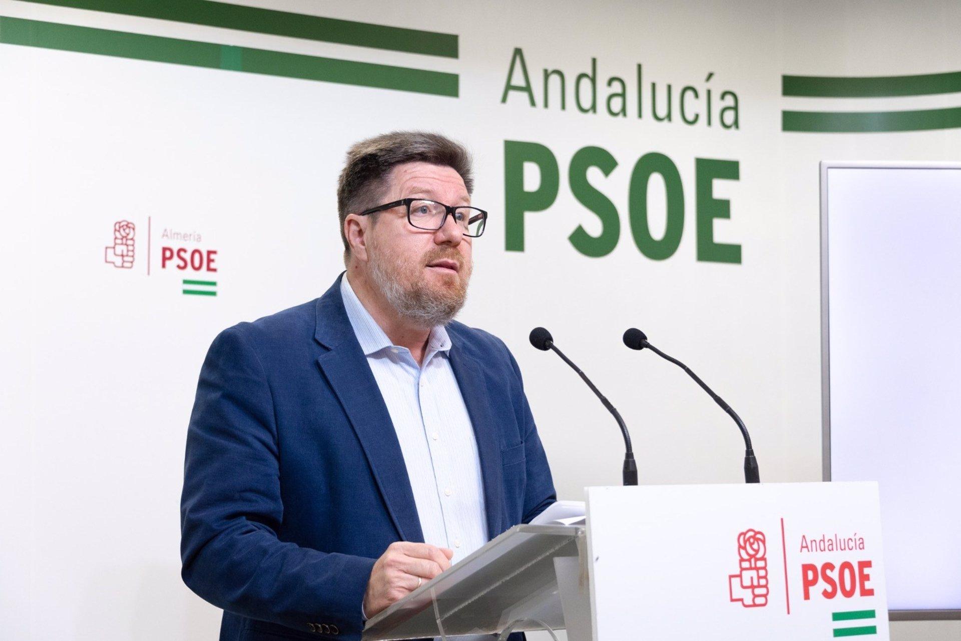 EL PSOE-A reprocha a Moreno sus «peleas con Casado» y le pide que «se centre en superar la pandemia»