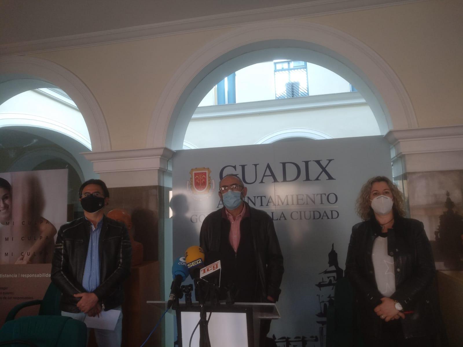 Los grupos de la oposición de Guadix presentarán una Moción de Reprobación a la concejala de Igualdad