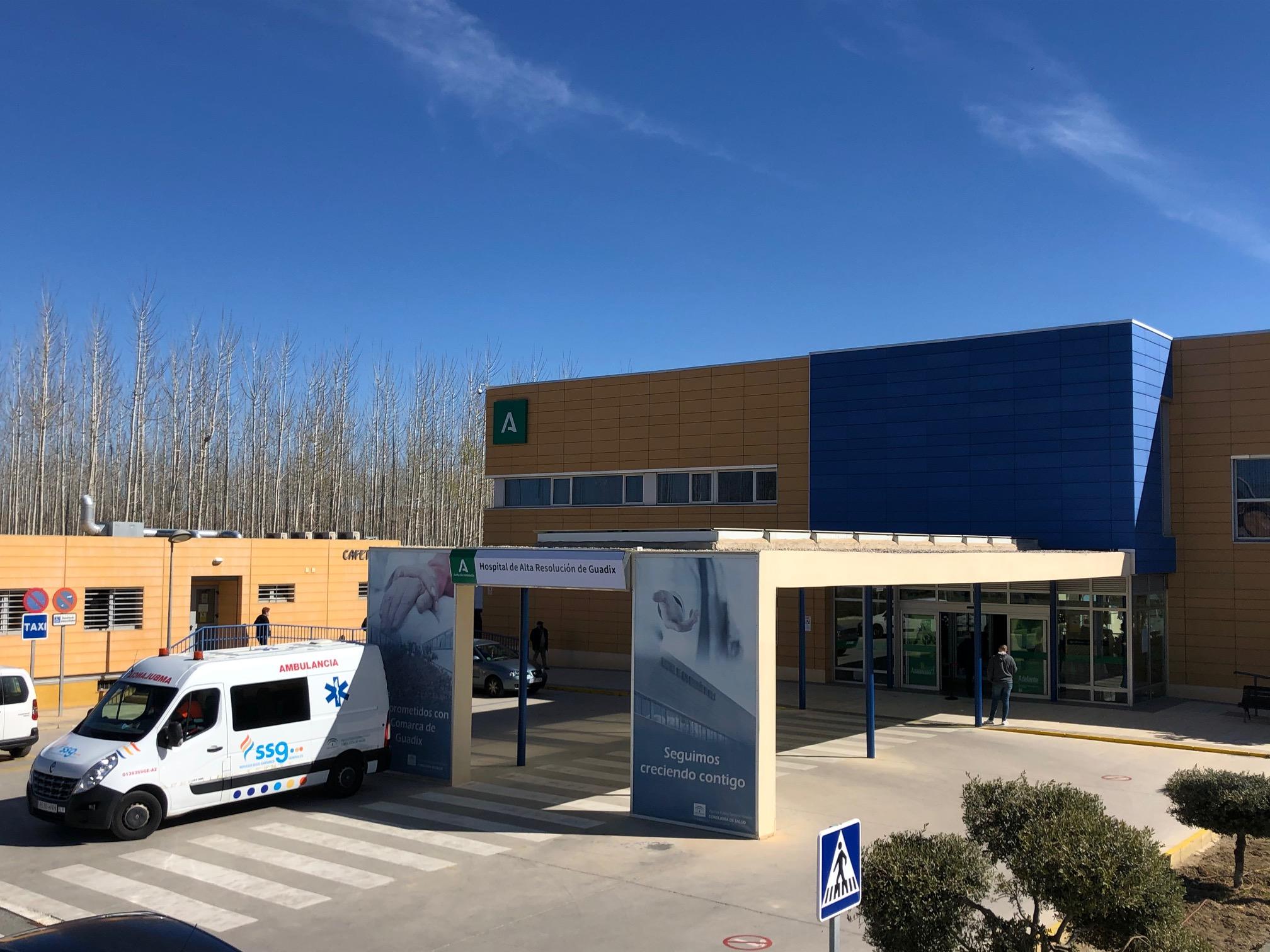 El Centro de Salud de Guadix no tiene actualmente ningún pediatra