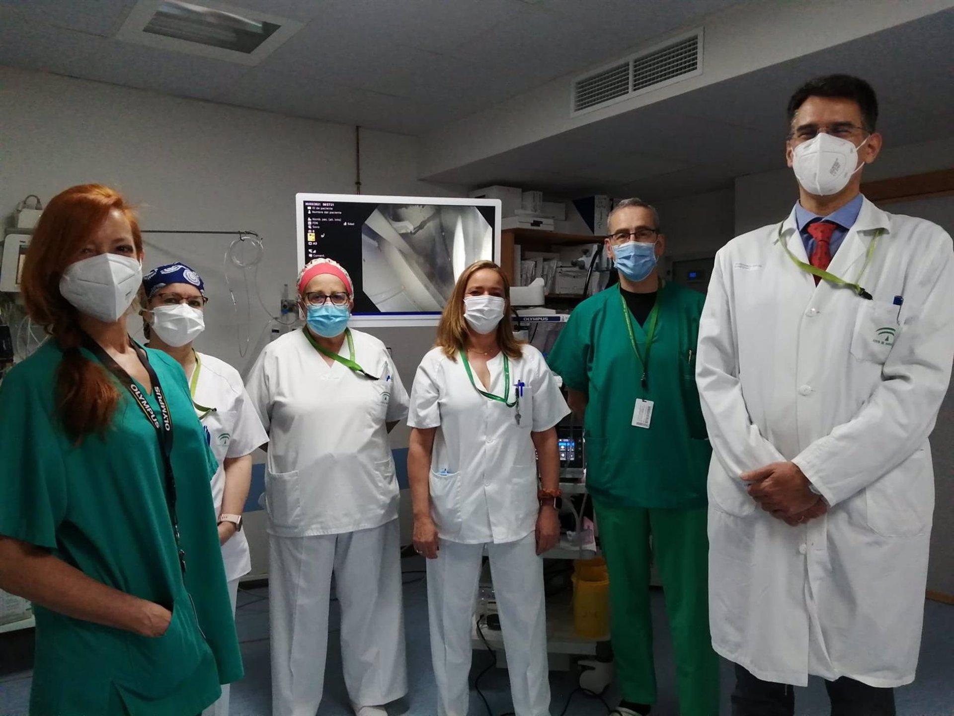 El Hospital Virgen de las Nieves hizo 9.000 colonoscopias en el año de la pandemia