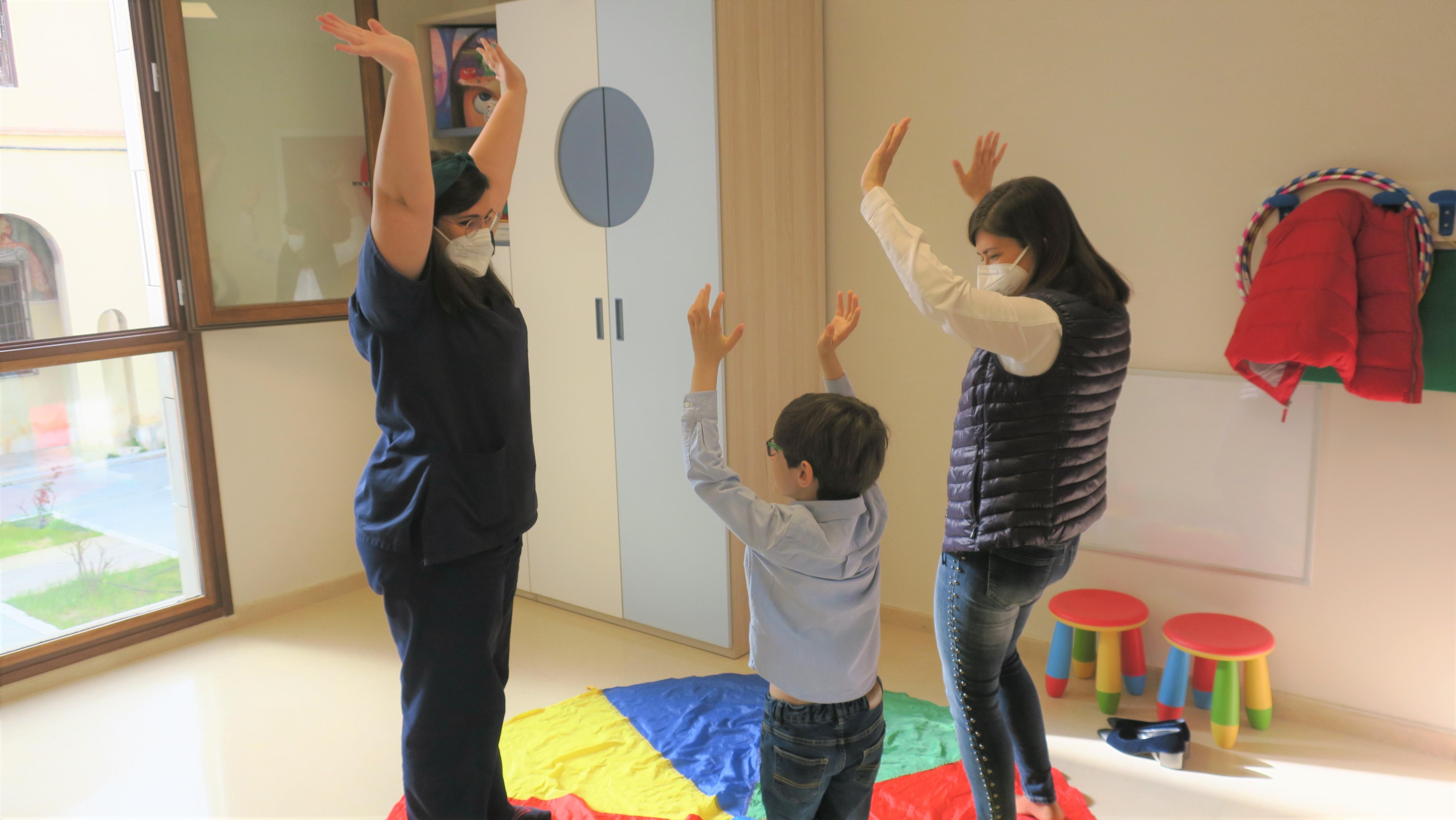San Rafael organiza una escuela de familias para concienciar sobre el trastorno del espectro del autismo