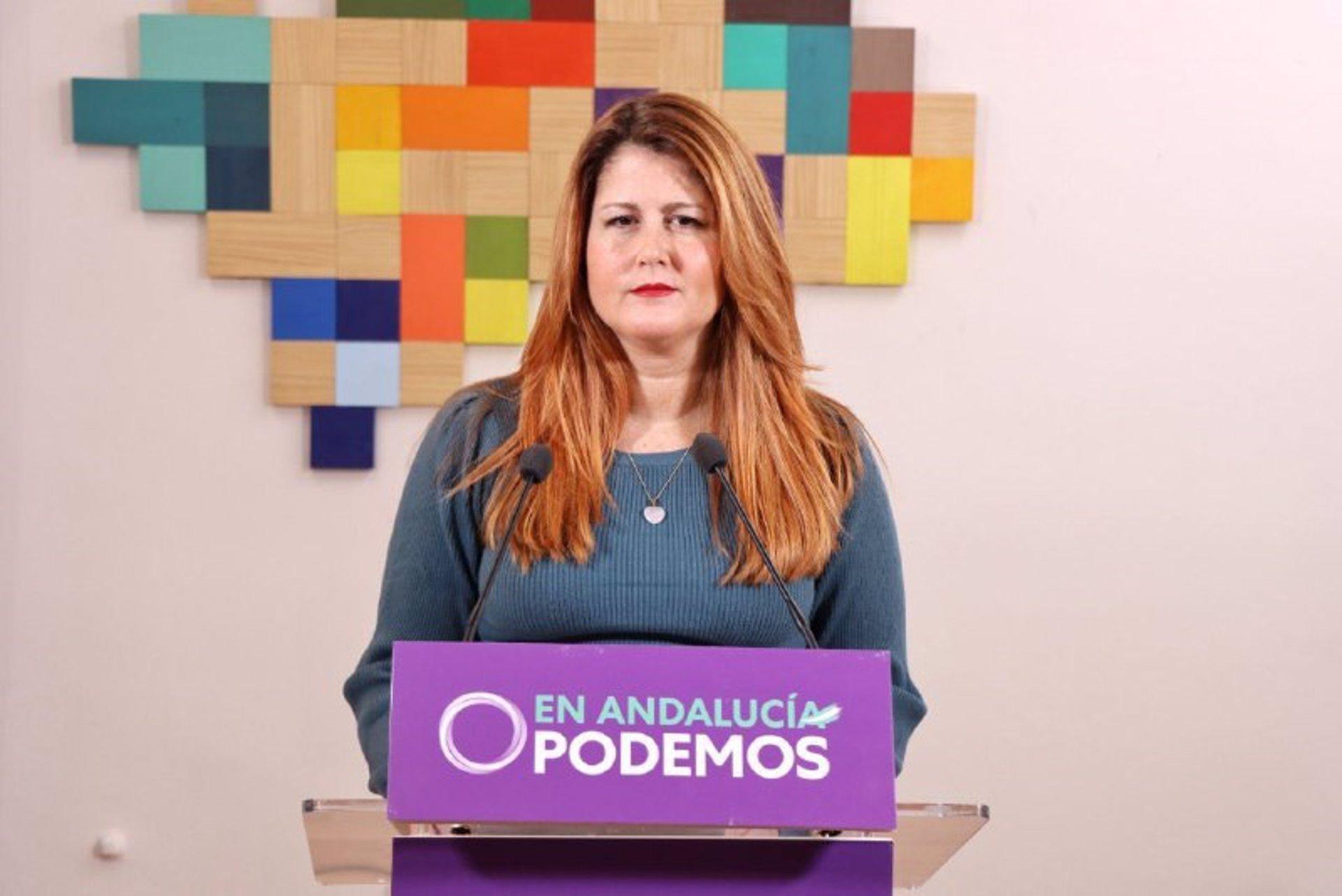 Podemos Andalucía defiende regular precios de alquiler y cree que PSOE «incumple acuerdo de Gobierno y presupuestario»