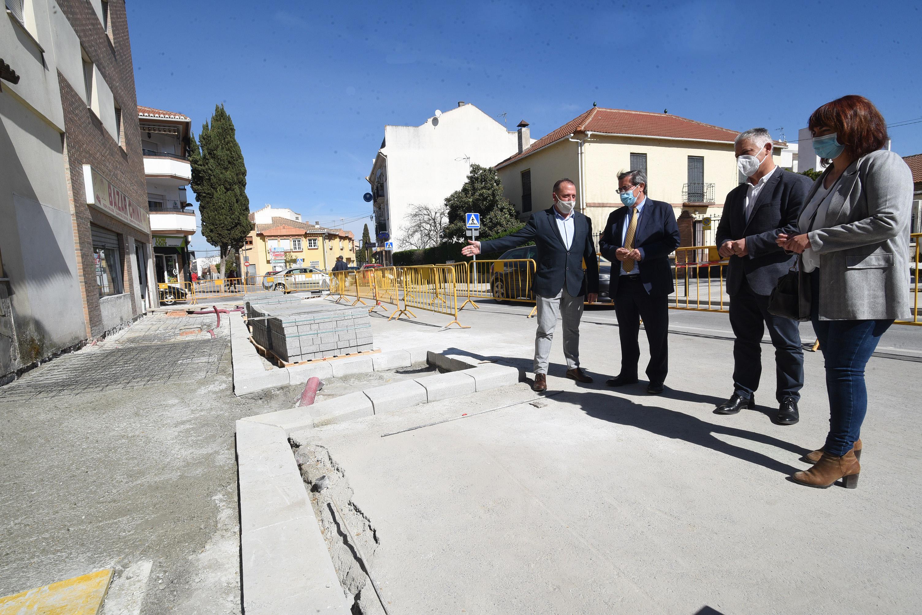Inaugurado el nuevo edificio de servicios sociales de la zona Vega-Temple