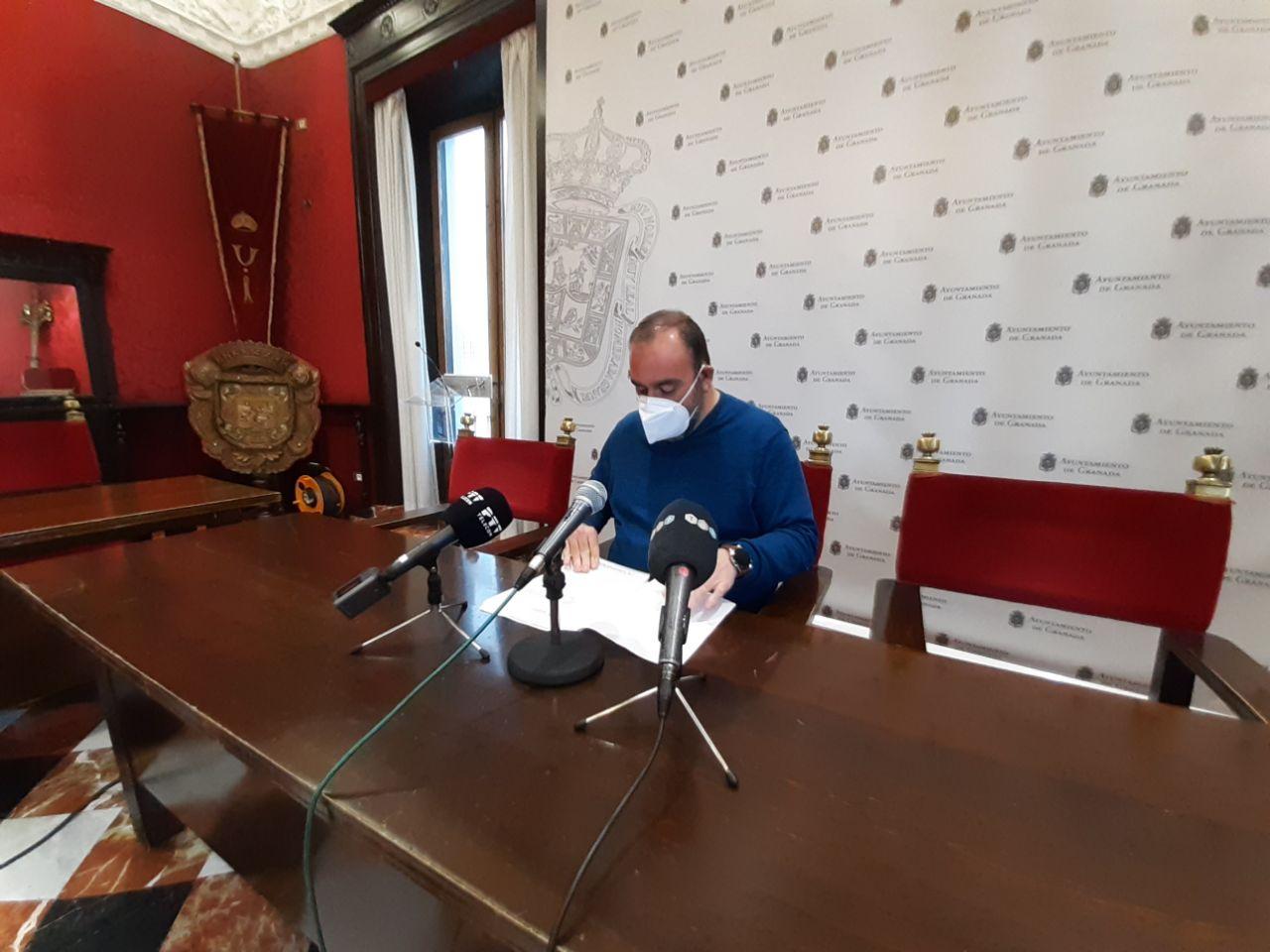 Podemos-IU denuncia que Granada tiene el peor dato de remanente de tesorería en la última década