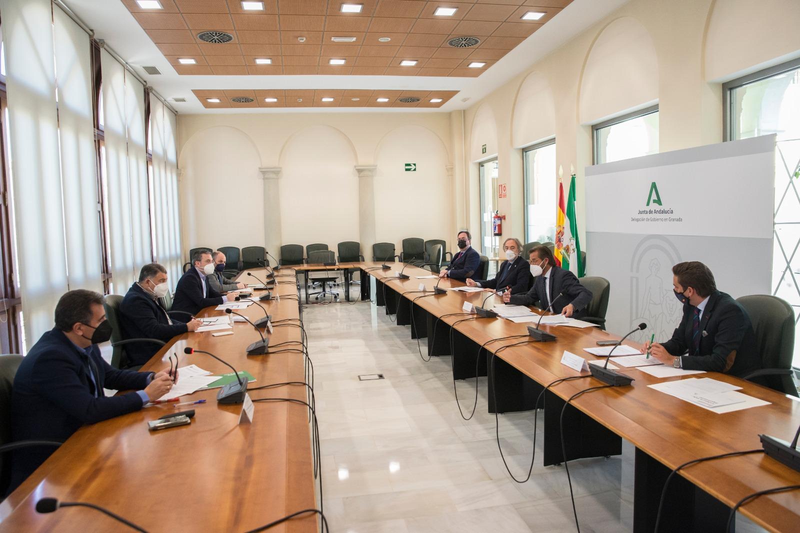 La Junta identificará a las personas electro-dependientes para garantizar el suministro con equipos portátiles en caso de cortes de luz