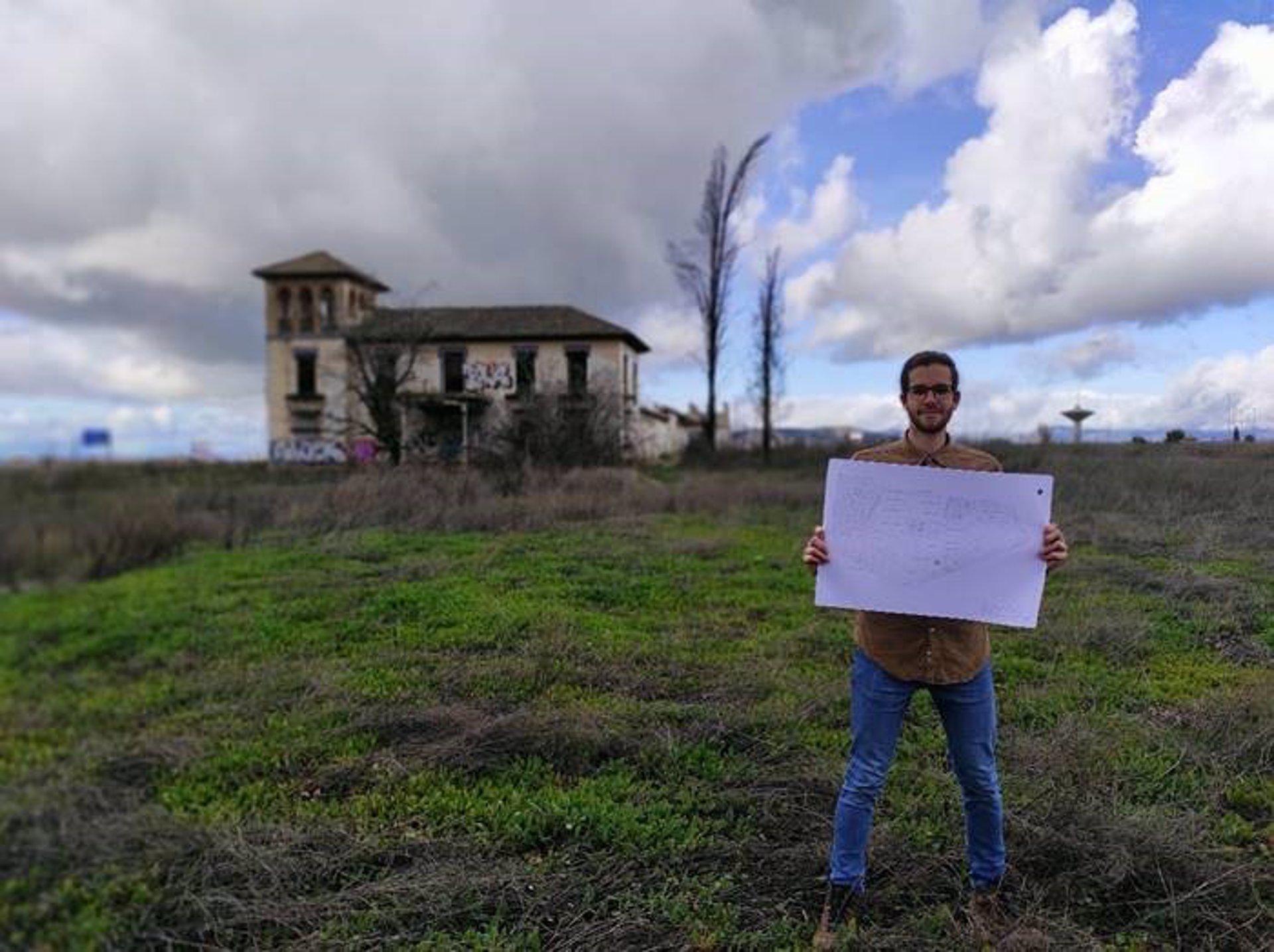 Impulsan un proyecto para la revitalización de la Casería de los Cipreses