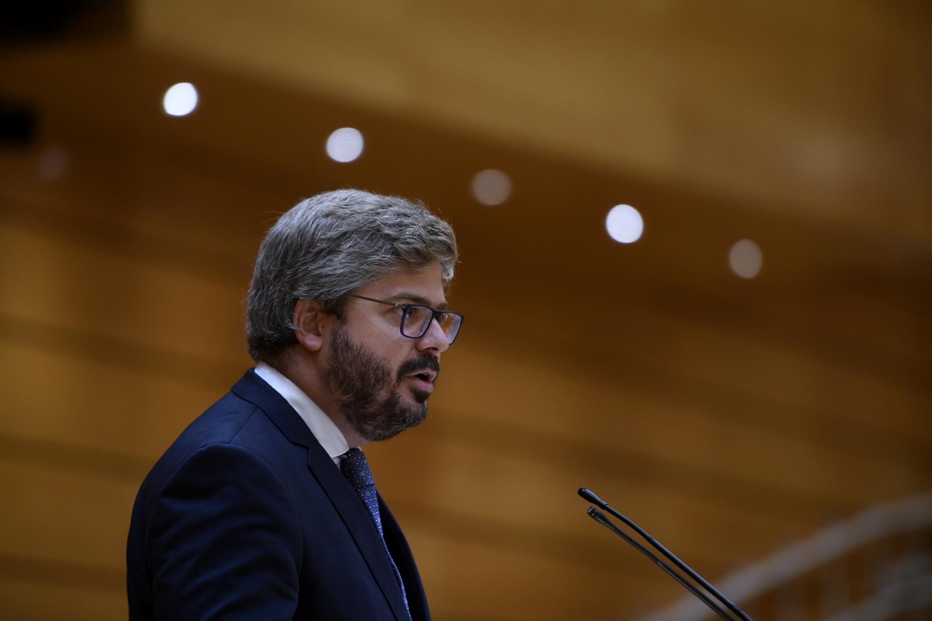 Hervías descarta «entrar en descalificaciones» con Cs y niega su implicación en el fracaso de la moción de Murcia