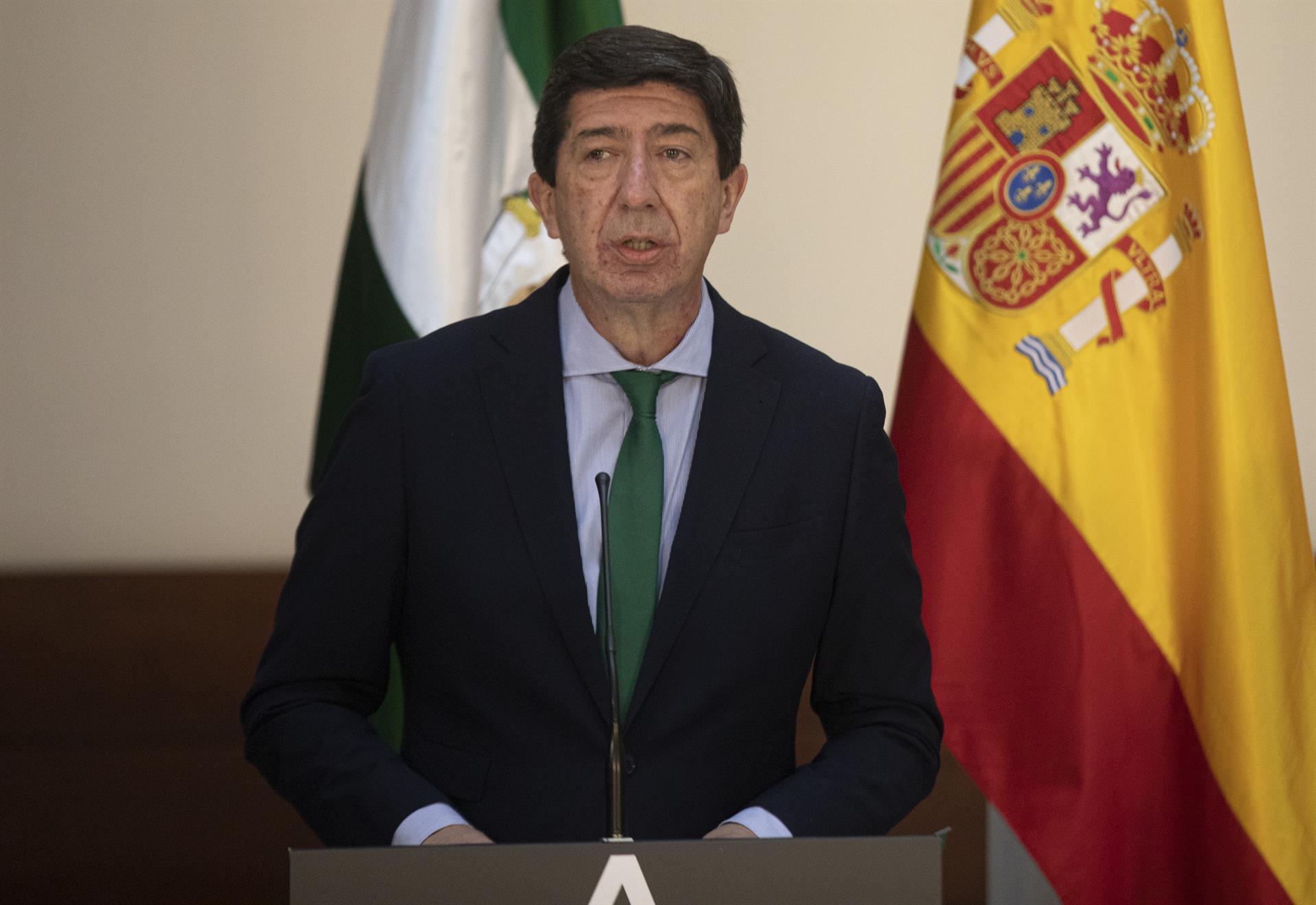 Marín señala que «las previsiones» apuntan a movilidad interna a partir del 26 y niega «debate» en abrir a CCAA