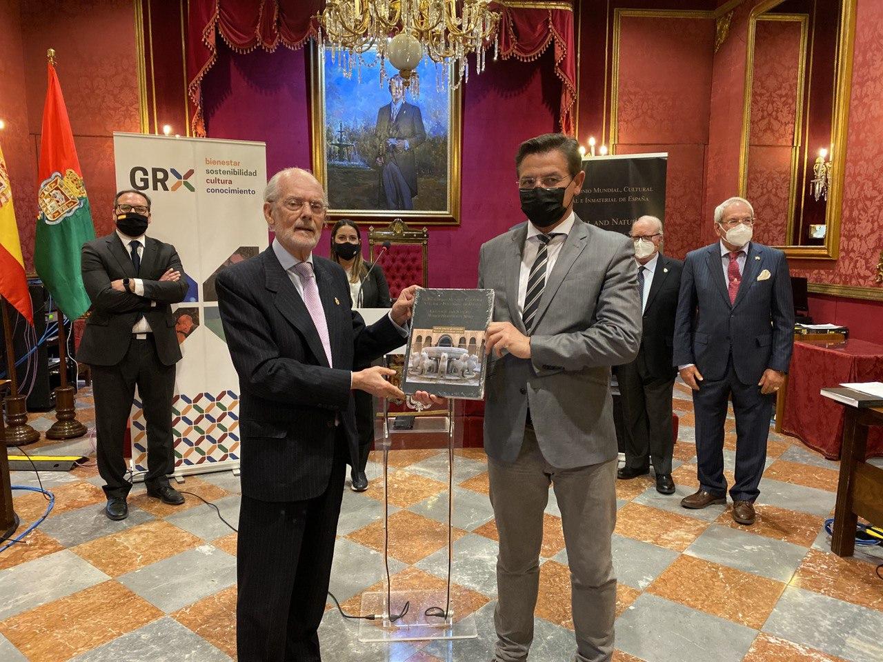 Presentan en Granada la publicación 'El patrimonio Mundial e Inmaterial de España'