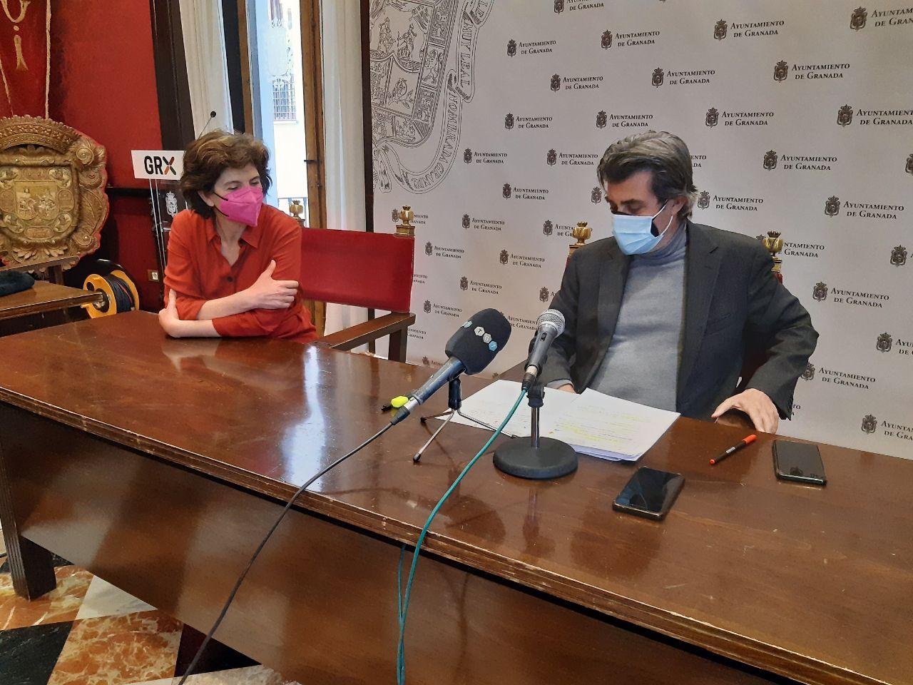 """Podemos-IU pide extinguir la Fundación Agua Granada al considerarla el """"chiringuito"""" político de Sebastián Pérez"""