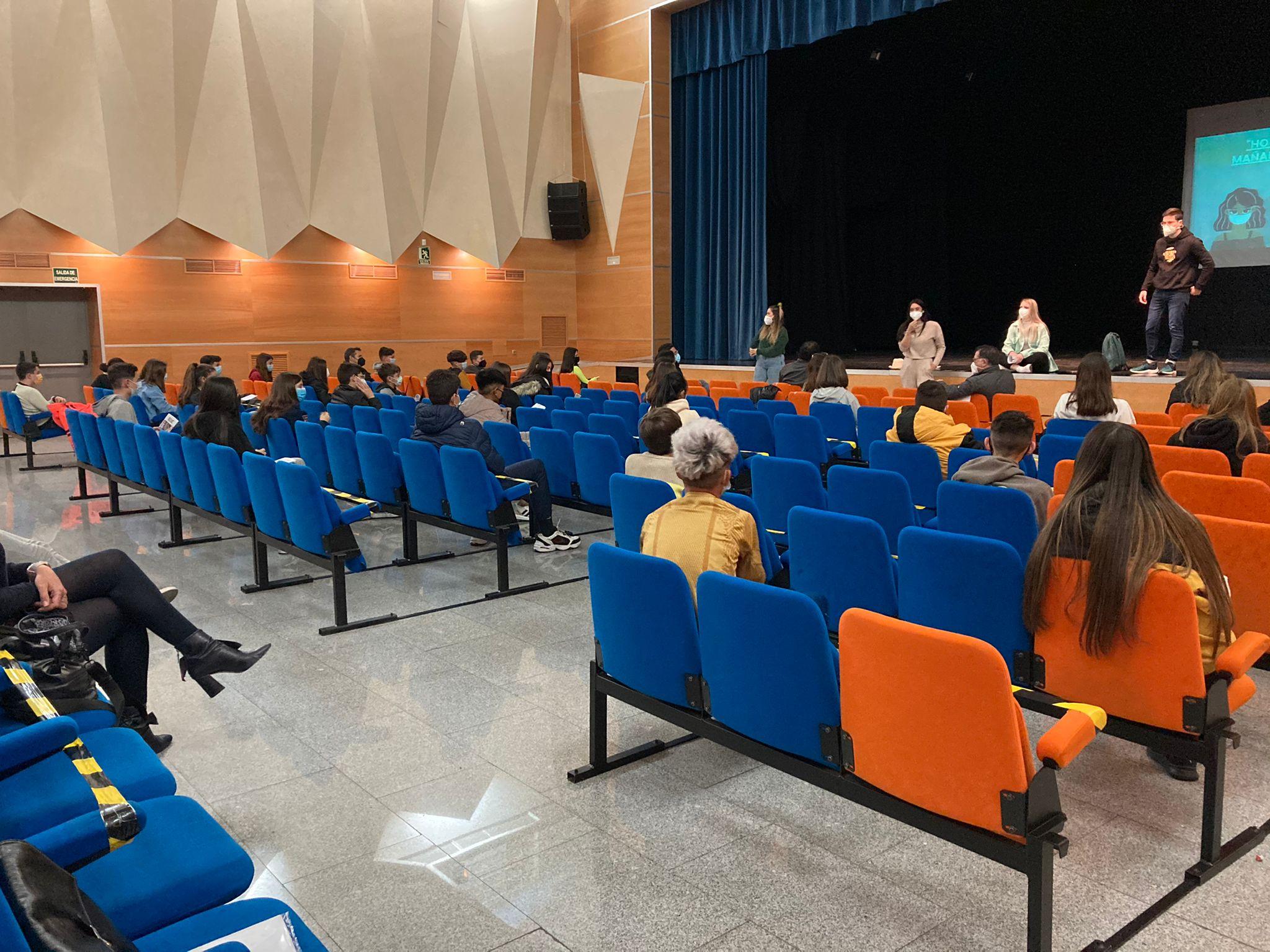 Churriana de la Vega organiza talleres anti bullying en los centros educativos